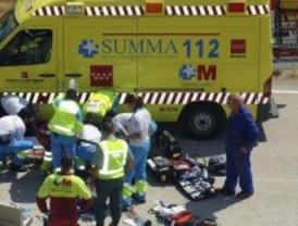 Una mujer fallece al salirse de la carretera con su coche en Torrejón