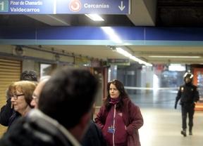 Falsa alarma en Atocha: desalojan la estación tras amenazar un hombre con suicidarse con explosivos