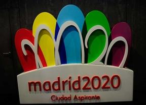 Logotipo de Madrid 2020