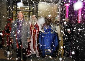 50.000 personas recibieron a los Reyes Magos en Getafe