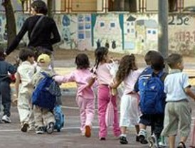 El 89% de los niños madrileños se muestran dispuestos a ayudar al compañero