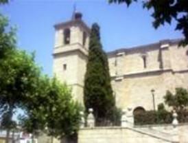 La iglesia de Valdemorillo será rehabilitada
