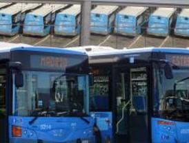 210 autobuses ecológicos refuerzan la flota de la EMT