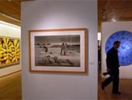 Más de 1.150 obras integran la Colección de Arte Contemporáneo de la Comunidad