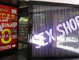 El Ayuntamiento inspeccionará los sex-shops
