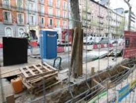 La calle Jorge Juan se cerrará un mes para proseguir las obras de Serrano
