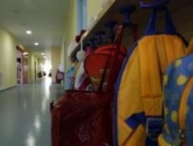 Las escuelas infantiles de la capital tienen en lista de espera a 3.266 niños
