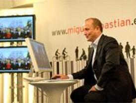 Miguel Sebastián presenta su nueva web y pide que los madrileños aporten sugerencias