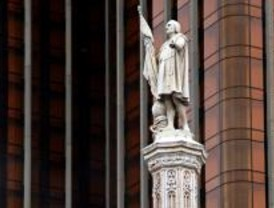 Inaugurada oficialmente la 'nueva' plaza de Colón