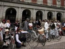 Paseo en bici por los felices años 20
