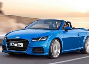 Audi TT Roadster, tecnología a techo abierto