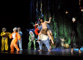 El Libro de la Selva estrena musical