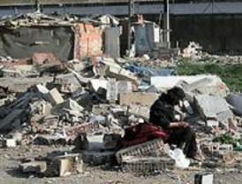 El desmantelamiento de Las Barranquillas se lleva por delante su 'narcosala'