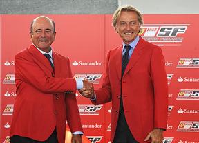Día negro para Ferrari