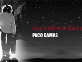 Paco Damas canta a la paz