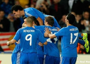 El Real Madrid le hace una 'manita' al Almería