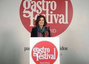 'Chefs' invitados de lujo cocinarán en Madrid en Gastrofestival