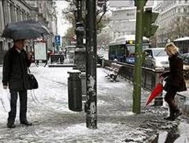 El Ayuntamiento minimiza los efectos de la nevada