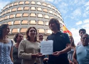 La PAH busca apoyos para llevar los desahucios al Constitucional