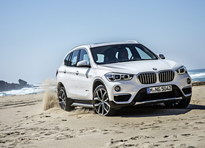 BMW X1, lógica evolución