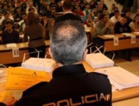 6.300 jóvenes optan a ser policía