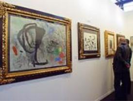 El arte, en venta