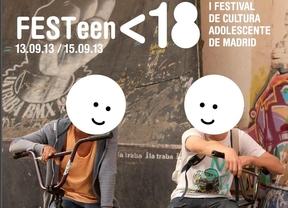 Madrid celebra el primer festival de cultura adolescente