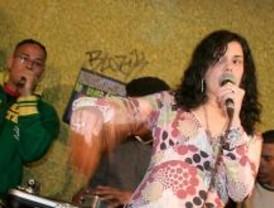Integración a ritmo de rap en Lavapiés