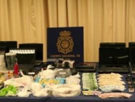 Cae una red internacional de narcotraficantes