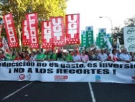 Los sindicatos convocan una