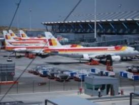 Barajas prevé operar 1.250 vuelos durante la primera jornada de agosto