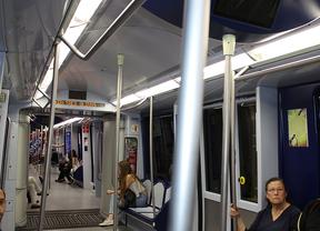 Metro se pasa a la iluminación LED