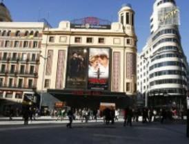 Gran celebración musical en Callao y Plaza de España