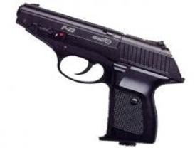 Una niña herida por una pistola de perdigones en una guardería