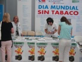 Madrid celebra el Día Mundial sin Tabaco