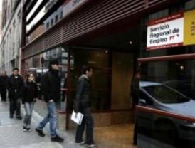 Madrid se libra de una nueva subida del paro