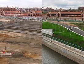 El río que mudó la piel