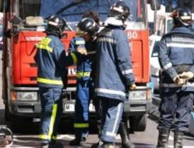 Heridos leves al caer por un cortado de 7 metros