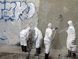 La redención de los grafiteros
