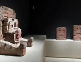 Las huellas de Teotihuacan, en CaixaFórum