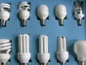 Las lámparas de bajo consumo y los fluorescentes también se reciclan
