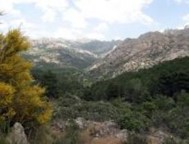 Guadarrama avanza hacia el parque nacional