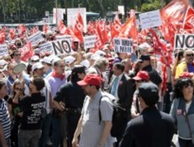 No cesan las protestas contra la reforma laboral