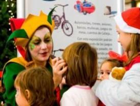 Parla Natura enseña a los más pequeños diferentes formas de celebrar la navidades
