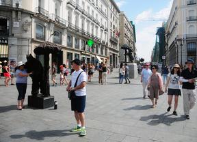 Las visitas de turistas extranjeros aumentan un 11,7%