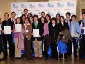 Un instituto de Villa de Vallecas participa en la simulación de una Asamblea de las Naciones Unidas