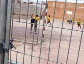 15 menores infractores participan en la Escuela de Fútbol de la Comunidad de Madrid