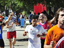 VIII carrera solidaria para la lucha contra el VIH