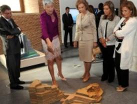 La IV Bienal de Arte Contemporáneo de la ONCE, en el Conde Duque