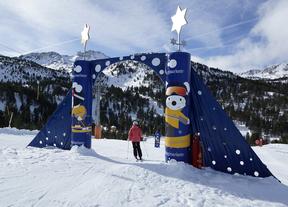 Grandvalira cierra Navidad con un aumento del 9% de visitantes